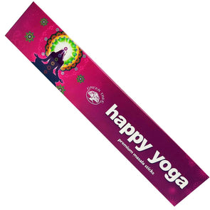Happy Yoga Incense
