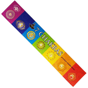 7 Chakras Incense