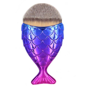 The Original Chubby Mermaid Brush - Galax-Sea