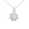 Dawn Necklace - Sterling Silver