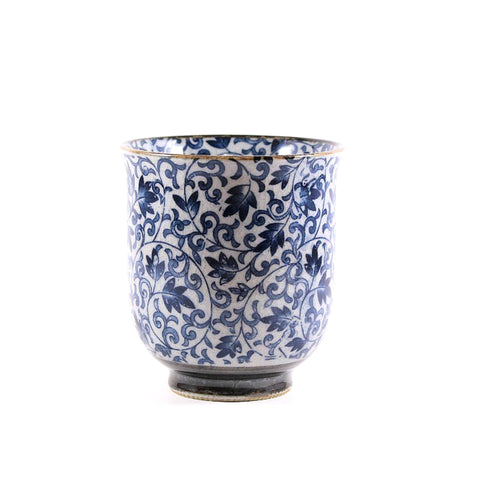 Japanese Tea Cup - Kusa Blue