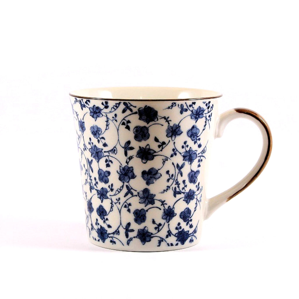 Tea Mug - Antique Kusa