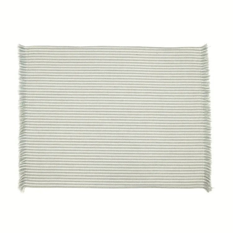 Abby Stripe Placemats - Set of 4