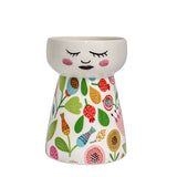 Ceramic Doll Vase - Buds
