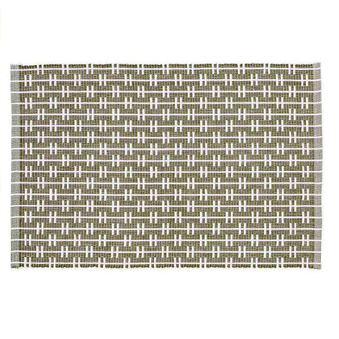 Eden Ribbed Placemats - Sage