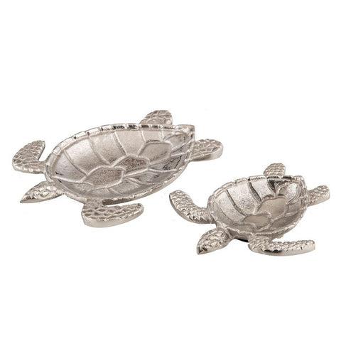 Turtle Trinket Plates - Set of 2