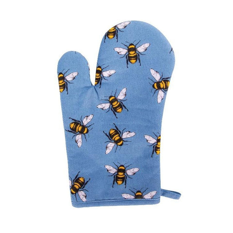 Honey Bees Oven Glove