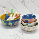 Pattern Clash Measuring Spoons