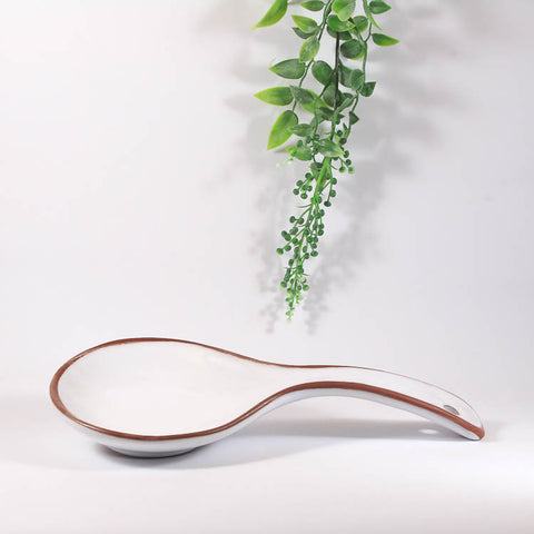 Terracotta Spoon Rest