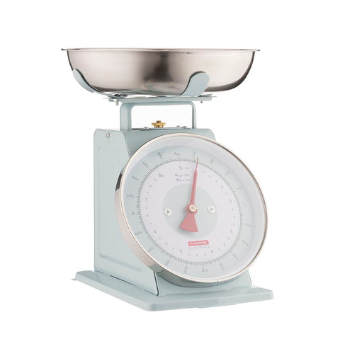 Typhoon Living Kitchen Scales - Blue