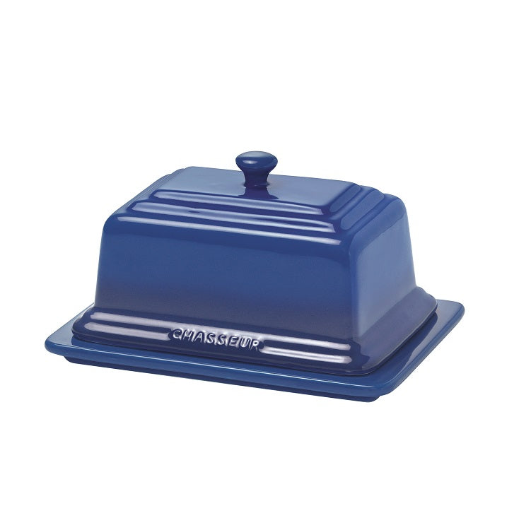 Chasseur Butter Dish - Blue
