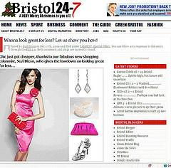 Bristol 24-7 Website