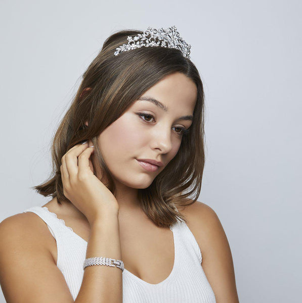 Amalia Wedding Tiara - Best Seller