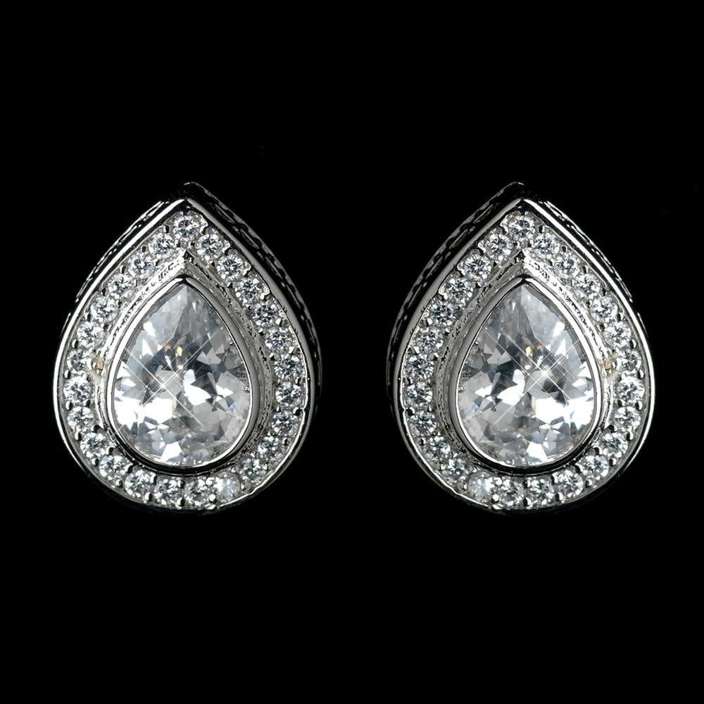Anoushka Stud earrings-Starlet Jewellery