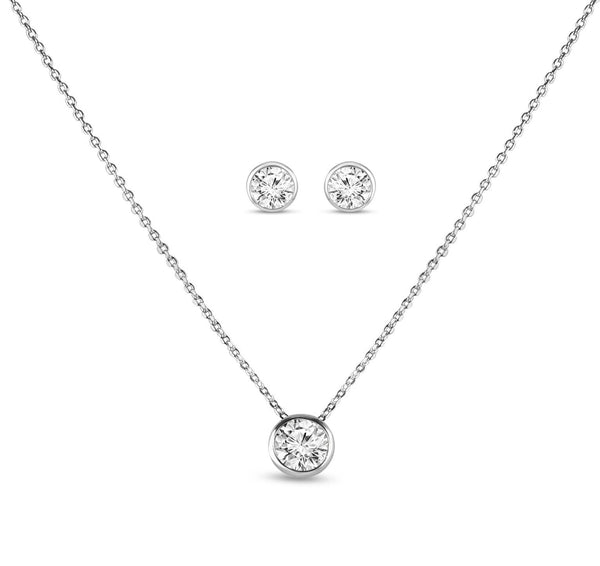 Aspen Pendant Set (discounted price as a set)-Starlet Jewellery