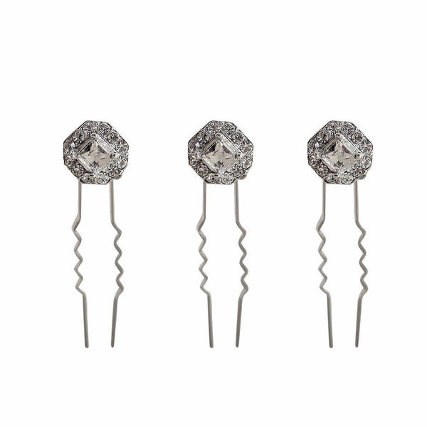 Bardot Hair Pins (set of 3)