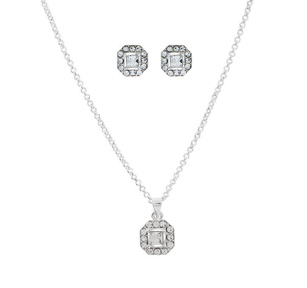 Bardot Pendant Set (Discounted Price as a set)-Starlet Jewellery