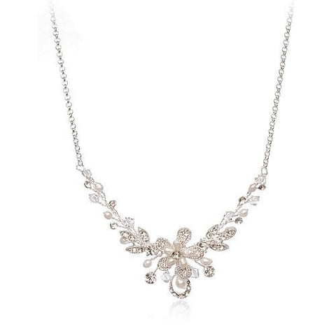 Bouquet Necklace-Starlet Jewellery