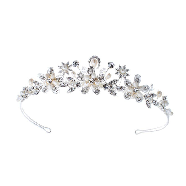 Bouquet Tiara-Starlet Jewellery