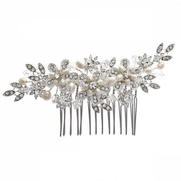 Bouquet Hair Comb-Starlet Jewellery