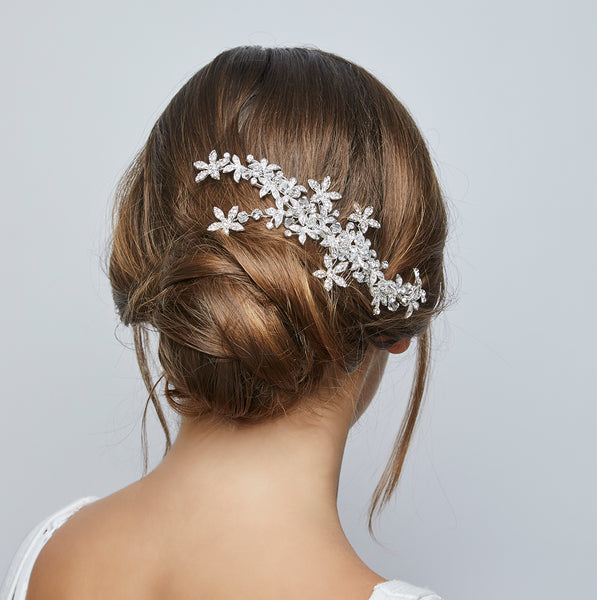 Natalia Crystal Hair Comb