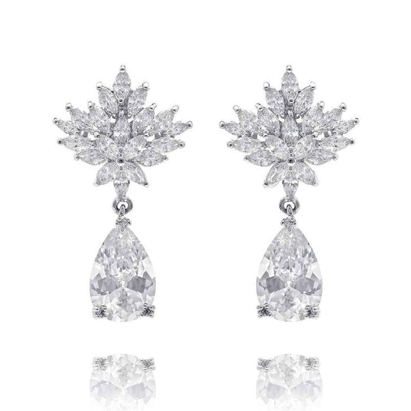 Tamara Cubic Zirconia Earrings