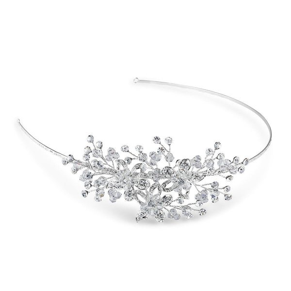 Clarence Side Tiara-Starlet Jewellery