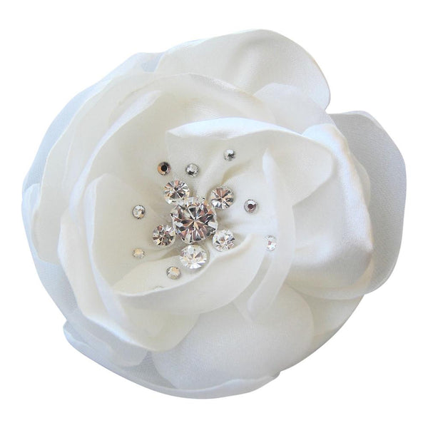Crystal Scatter Hair Flower-Starlet Jewellery