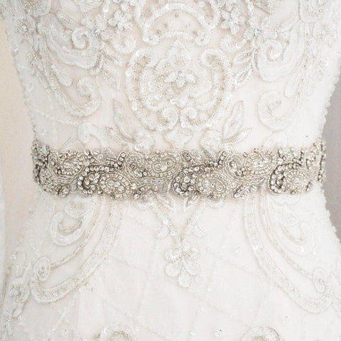 Elizabeth Bridal Belt-Starlet Jewellery