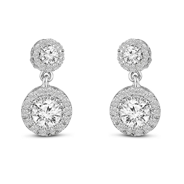 Emily Earrings-Earrings-Starlet Jewellery
