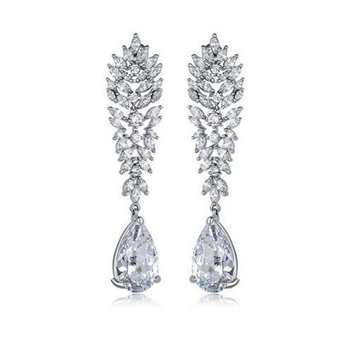 Rhiana Chandelier Earrings-Starlet Jewellery