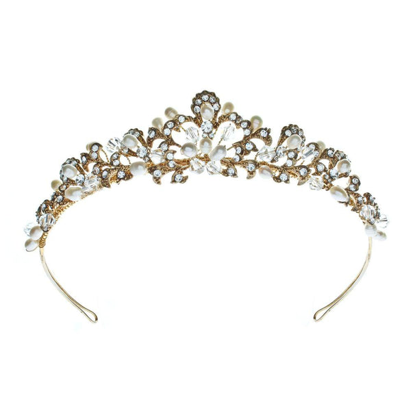 Kensington Tiara Gold