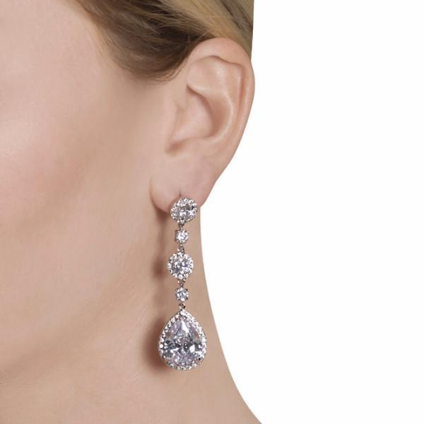 Genevieve Drop Earrings