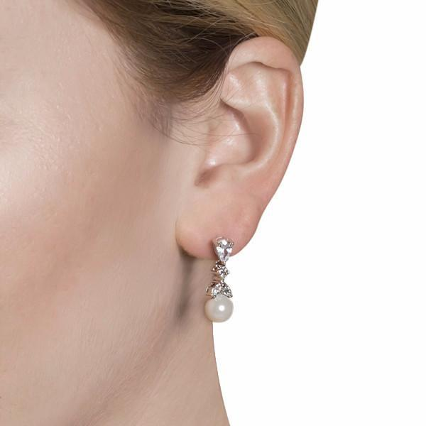 Elie Pearl Earrings