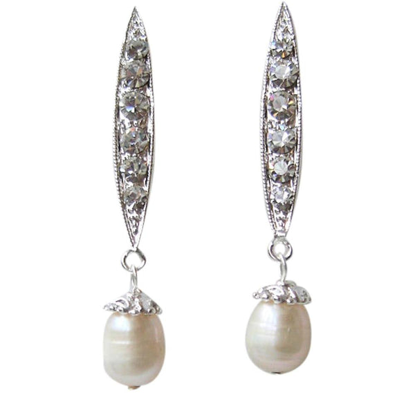 Harriet Drop Earrings-Earrings-Starlet Jewellery