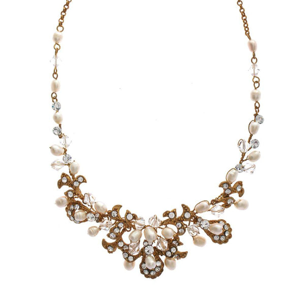 Kensington Necklace Gold