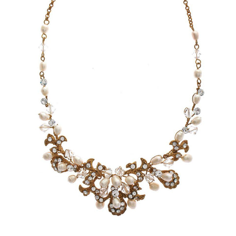 Kensington Necklace Gold-Starlet Jewellery