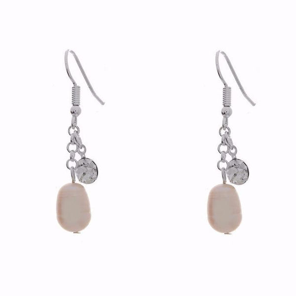 Elizabeth Delicate Earrings-Earrings-Starlet Jewellery