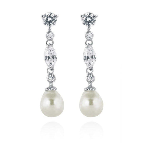 Jane Pearl Earrings