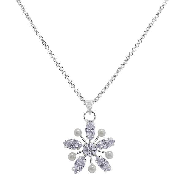 Juliette Pendant Necklace-Starlet Jewellery