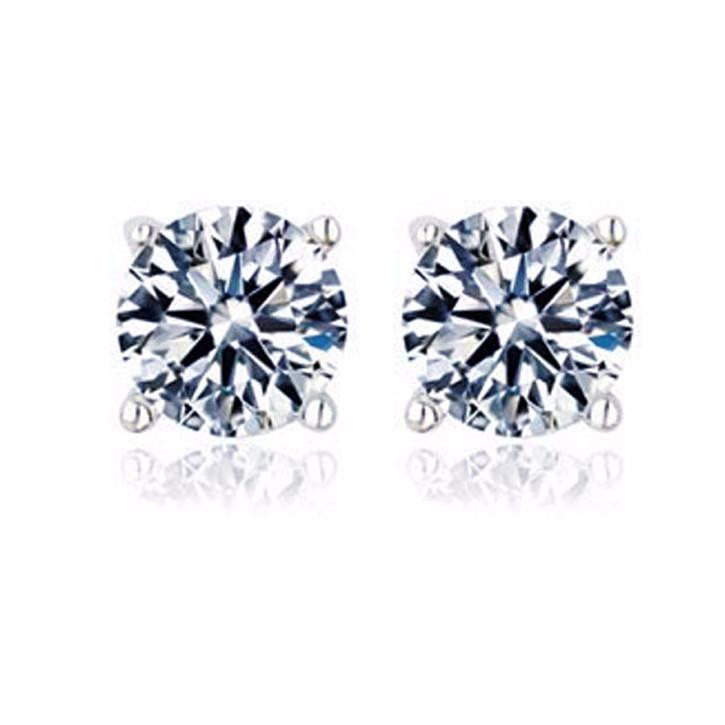 London Simulated Diamond Studs