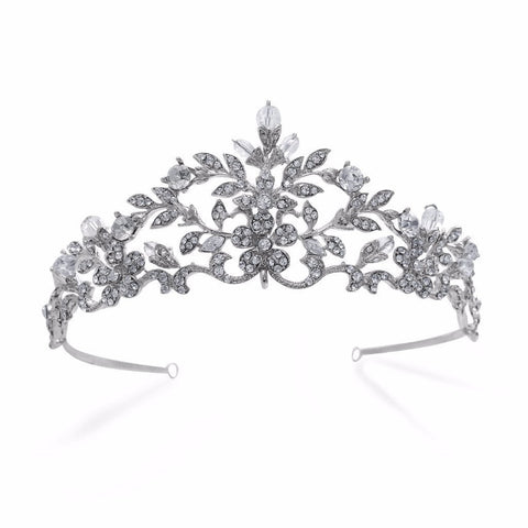 Lucia Wedding Tiara-Starlet Jewellery
