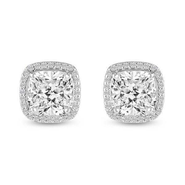 Natalia Simulated Diamond Stud Earrings