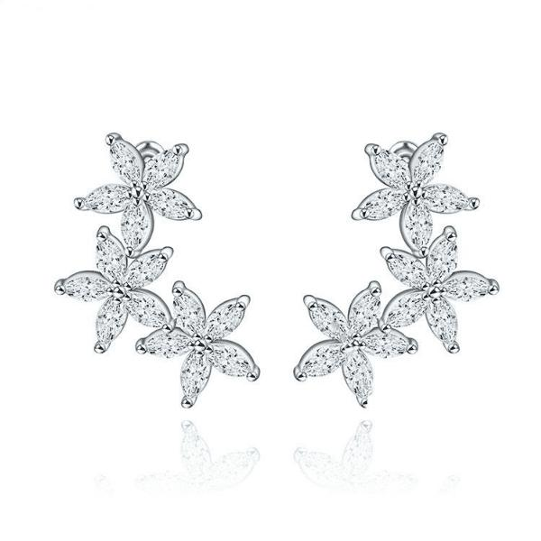 Natalia Stud Earrings-Starlet Jewellery