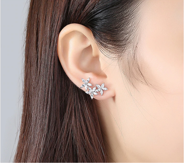 Natalia Stud Earrings
