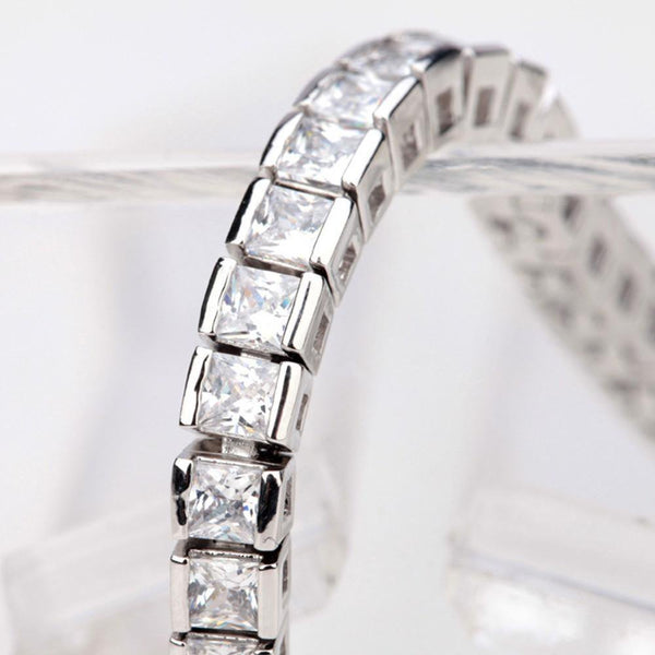 Milan Simulated Diamond Bracelet