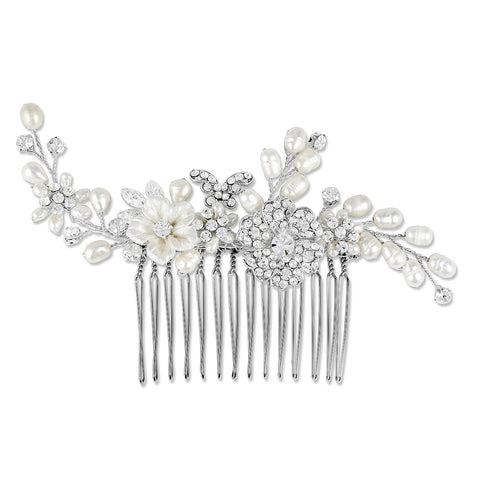 Papillon Hair Comb-Starlet Jewellery