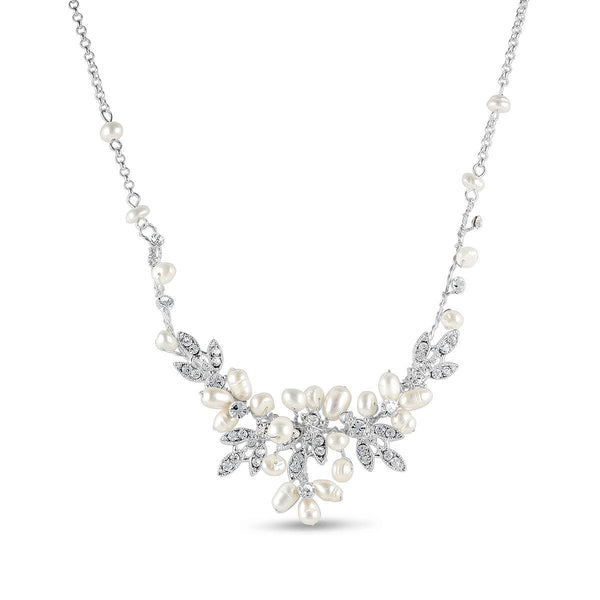 Paris Necklace Silver-Starlet Jewellery