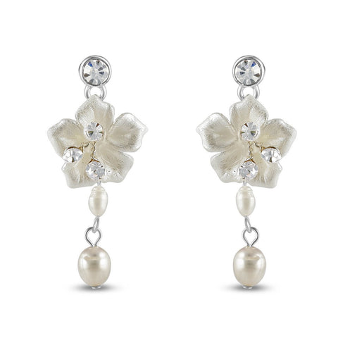 Petal Earrings-Earrings-Starlet Jewellery