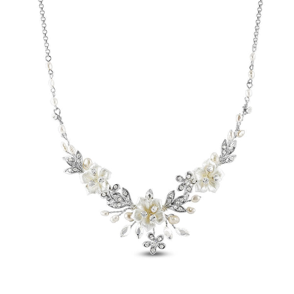 Petal Necklace-Starlet Jewellery